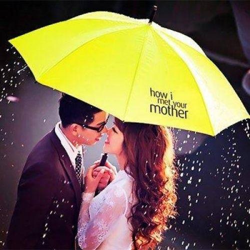 желтый зонтик как я встретил вашу маму 009