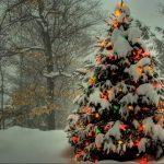 Заставки на телефон зима новый год — коллекция