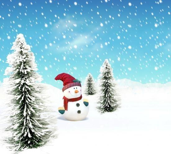 зима красивые картинки новый год 020
