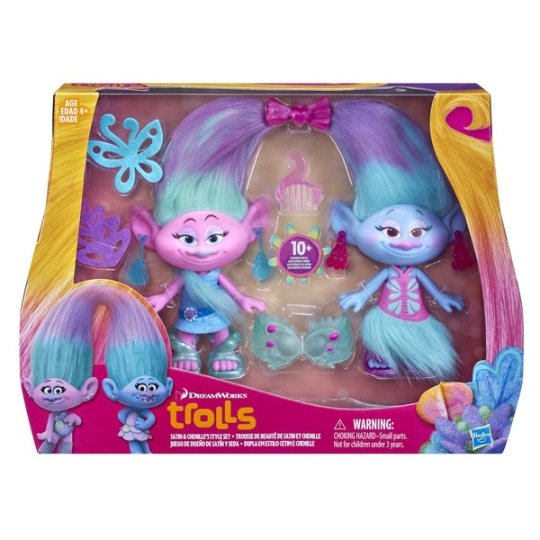 игрушки тролли своими руками 004