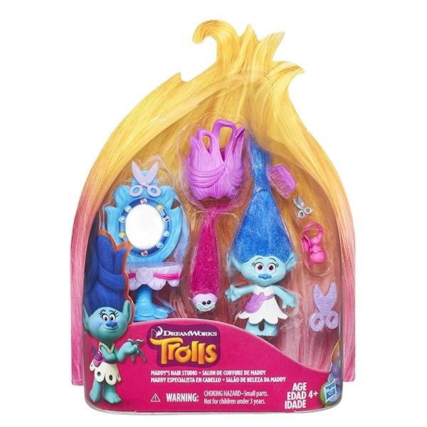 игрушки тролли своими руками 006