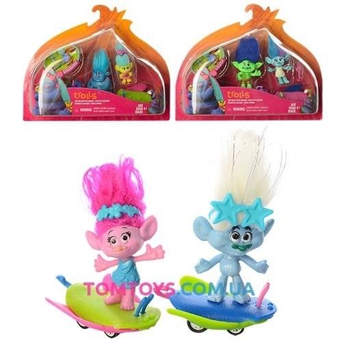 игрушки тролли своими руками 012