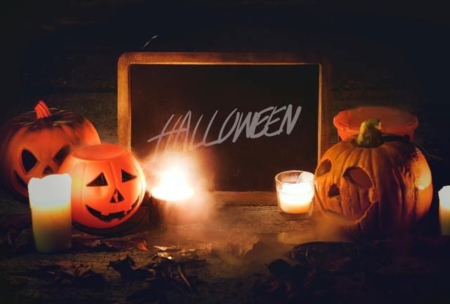 идеи фотосессии на хэллоуин для детей 023