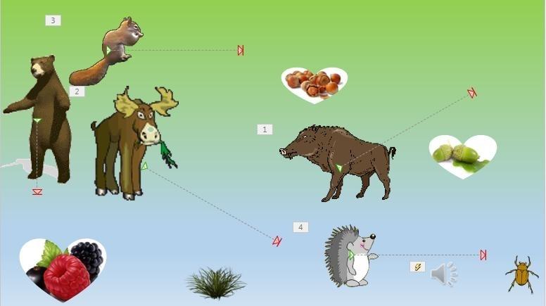 как звери зимуют для детского сада дидактическая игра 024