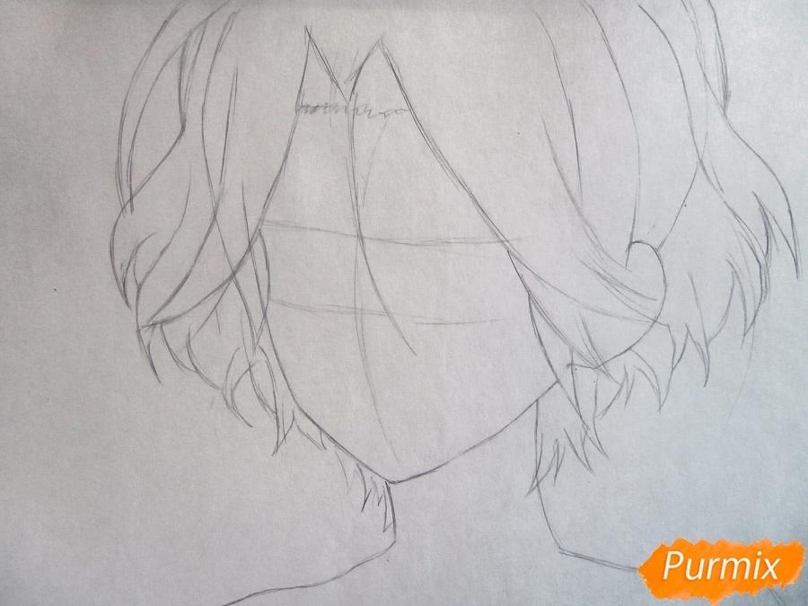 как нарисовать райто 006