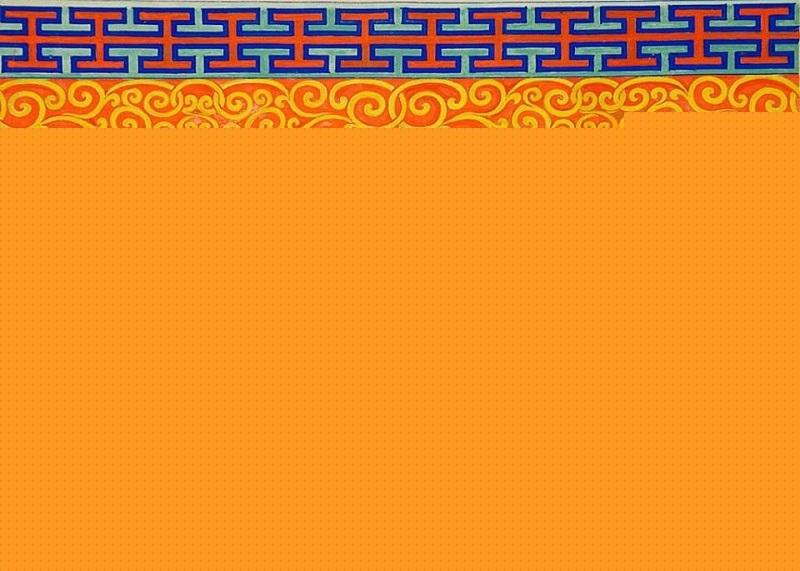 калмыцкий орнамент рисунок 001