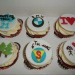 Красивые картинки | капкейки для мальчиков на день рождения