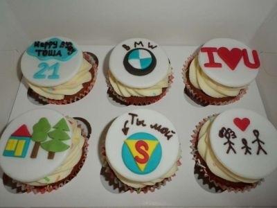 капкейки для мальчиков на день рождения 021