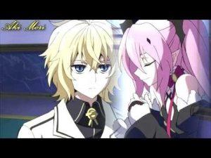 картинки аниме парень блондин с голубыми глазами 022