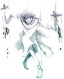 картинки аниме сумасшедших девушек 022