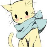 Картинки милых анимешных животных — лучшие фото