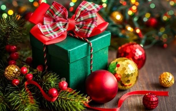 картинки на новый год подарков 006