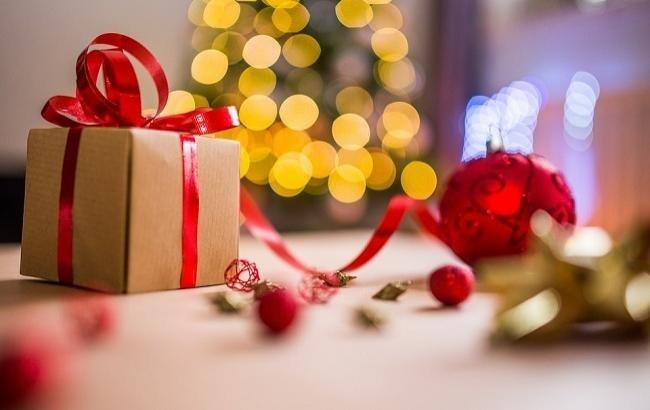 картинки на новый год подарков 009