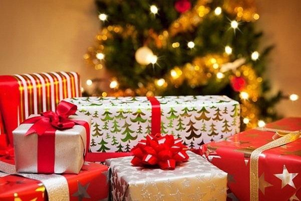 картинки на новый год подарков 018
