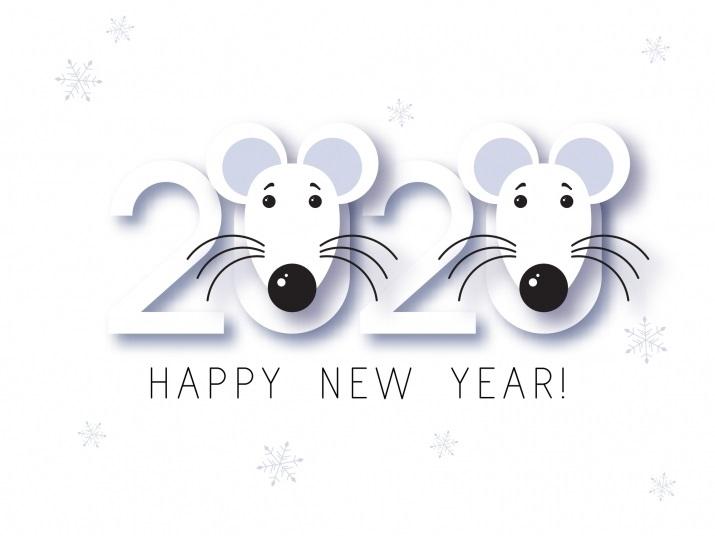 картинки на тему новый год 2020 012
