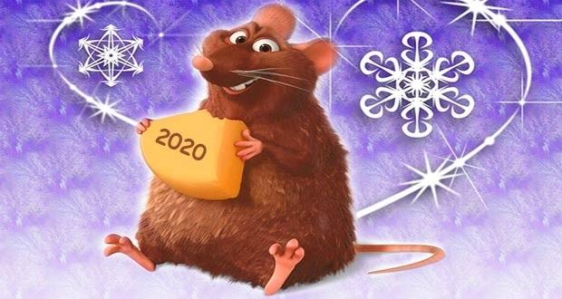 картинки новый год крысенка 001