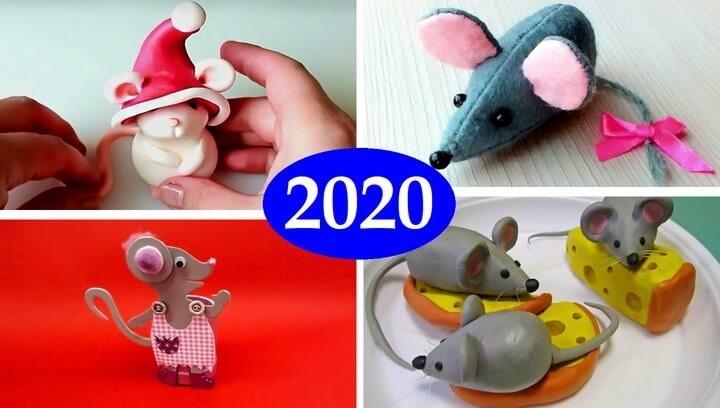 картинки новый год крысенка 002