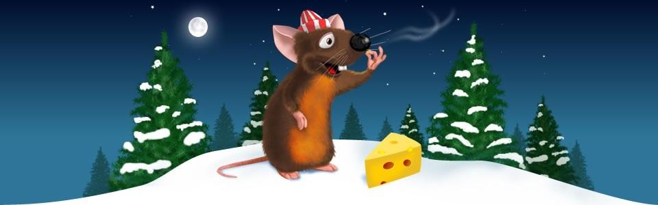 картинки новый год крысенка 011