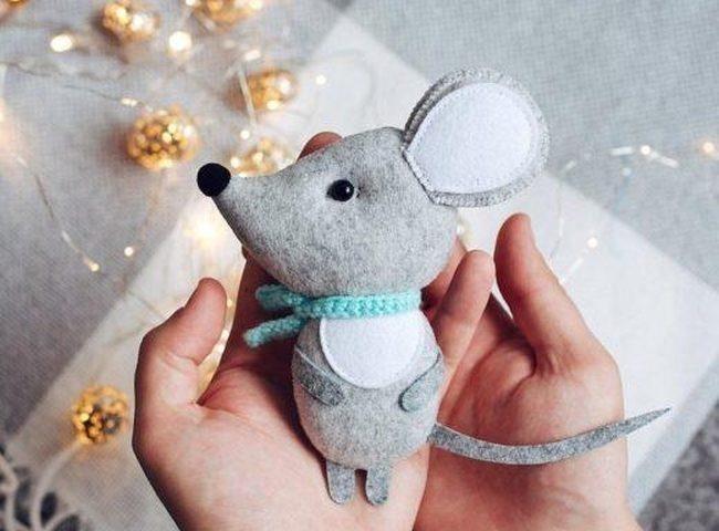 картинки новый год крысенка 012