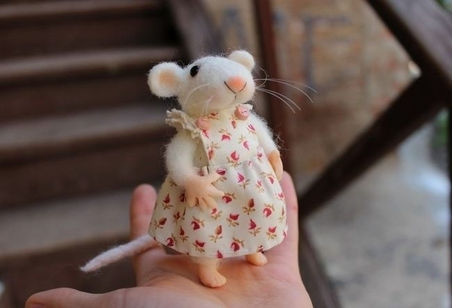 картинки новый год крысенка 014