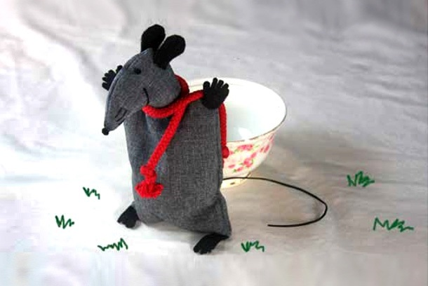 картинки новый год крысенка 021