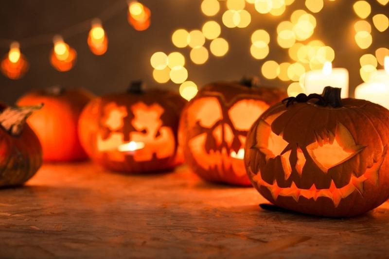 картинки осень хэллоуин 008