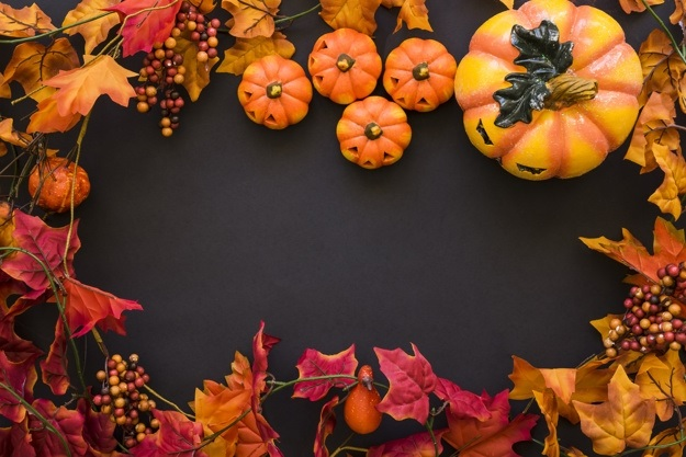 картинки осень хэллоуин 010
