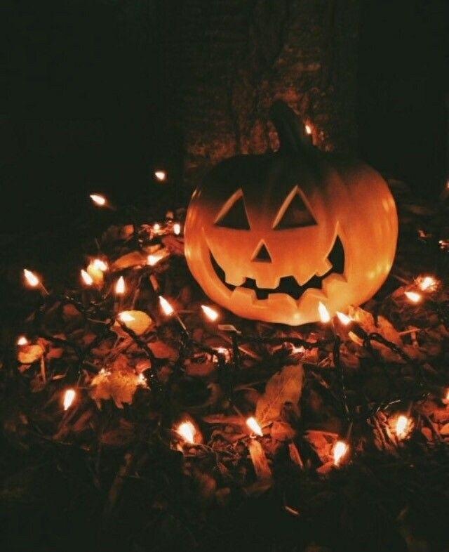 картинки осень хэллоуин 012