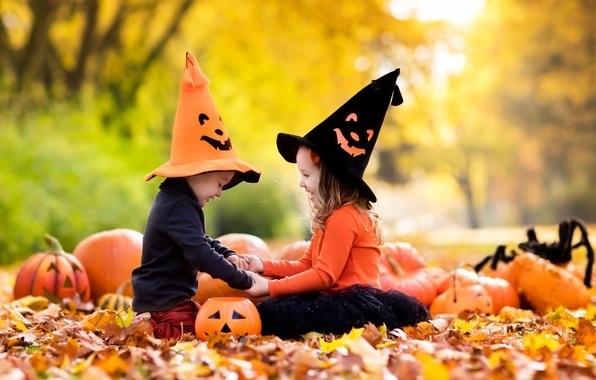 картинки осень хэллоуин 014