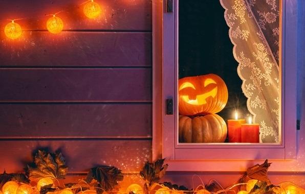 картинки осень хэллоуин 015