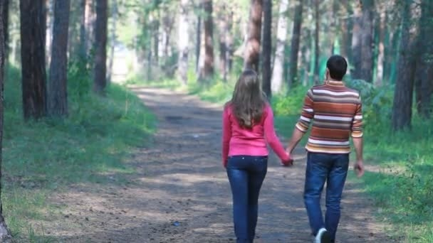 картинки пара в лесу 017