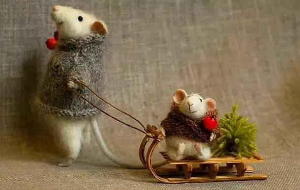 картинки праздника новый год крысы 022
