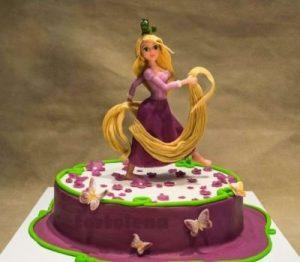 картинки рапунцель на торт 021