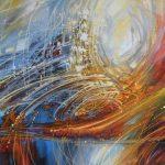 Картины акрилом на холсте современных художников — картинки скачать