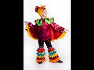 костюм попугая кеши своими руками 022