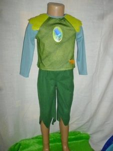 костюм тролля 022