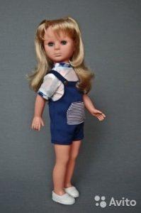 кукла бриджит гдр 012