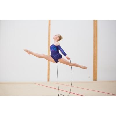 купальники для художественной гимнастики без юбки 020