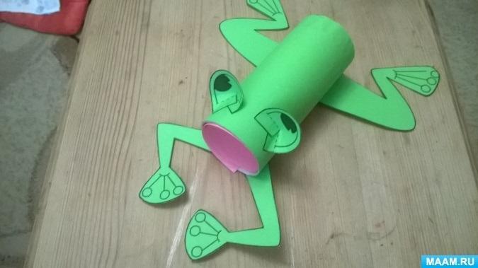 лягушки поделки 013