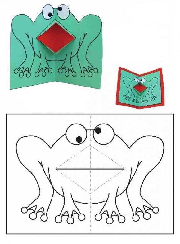 лягушки поделки 016