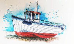 море скетч 012