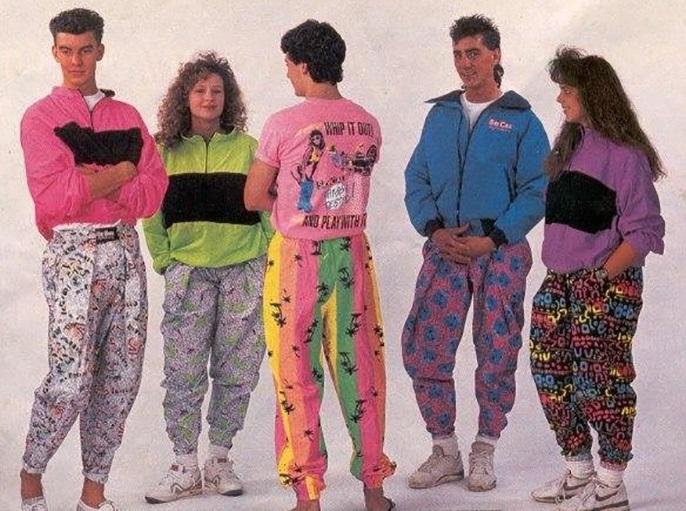 мужская мода в 80е 004