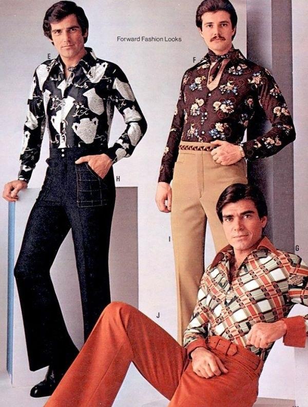 мужская мода в 80е 006