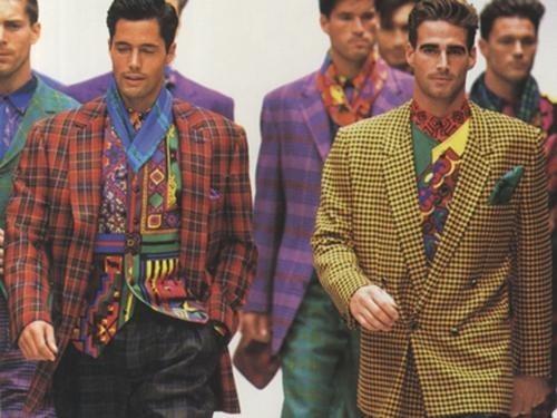 мужская мода в 80е 020