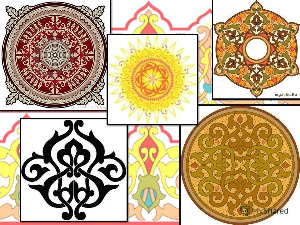 мусульманские орнаменты 002
