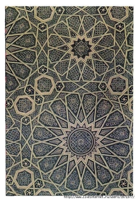 мусульманские орнаменты 004