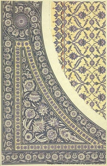мусульманские орнаменты 005