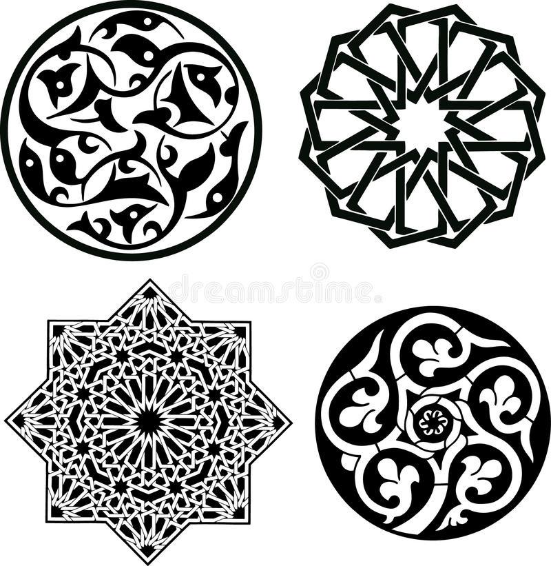 мусульманские орнаменты 006