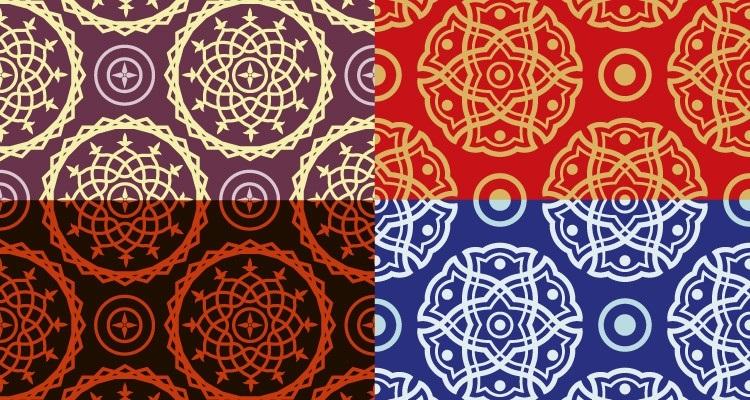 мусульманские орнаменты 007