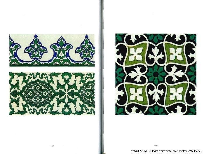 мусульманские орнаменты 013